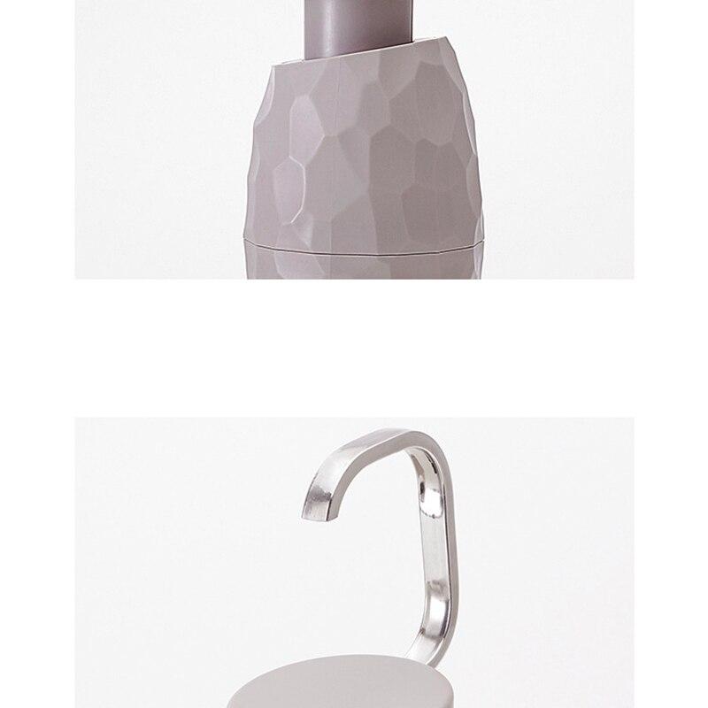 HTB1eRZBeR1D3KVjSZFyq6zuFpXaU 400Ml Creative One-Hand Soap Dispenser Facial Cleanser Shower Gel Bottle Environmentally Friendly For Home Hotel Bathroom