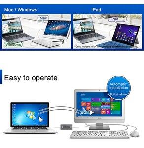 Image 5 - Hohe Geschwindigkeit USB 3.0 Daten Link Kabel PC ZU PC SMART KM SCHALTER Teilen Direkte Daten Datei Transfer Kabel für MAC Für Windows