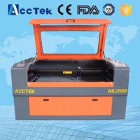 Jinan AccTek Portable Laser Cutting Machines For Cutting Wood Diy Laser Engraving Machine