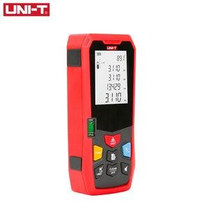 Image 4 - Цифровой лазерный дальномер, 80 м, 100 м, 120 м, 150 м, дальномер, строительная электронная рулетка, измеритель, лазерная линейка