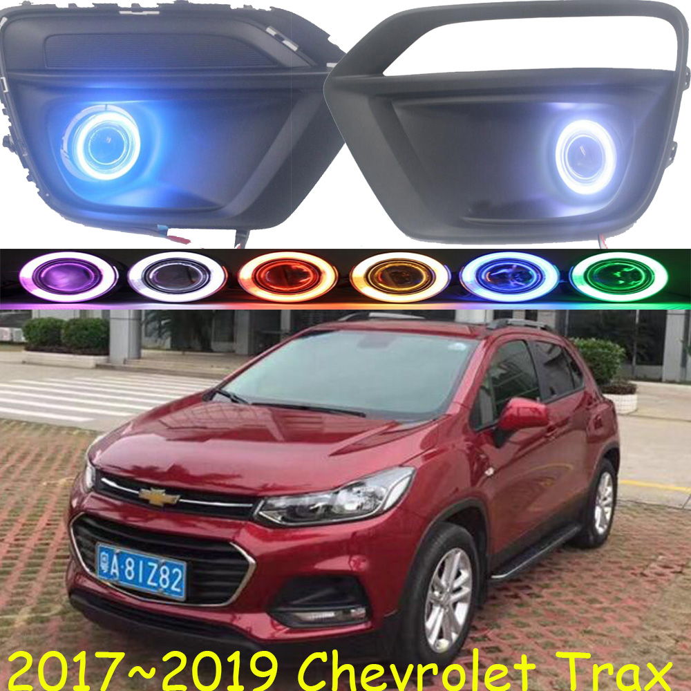 OE Replacement Fog Light Assembly CHEVROLET TRAX