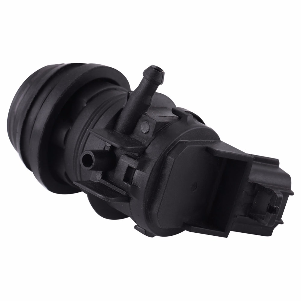 iFCOW Windshield Washer Pump Car Windshield Windscreen Wiper Washer Motor Pump for T//oyota Camry Corolla 4Runner Car Accessories