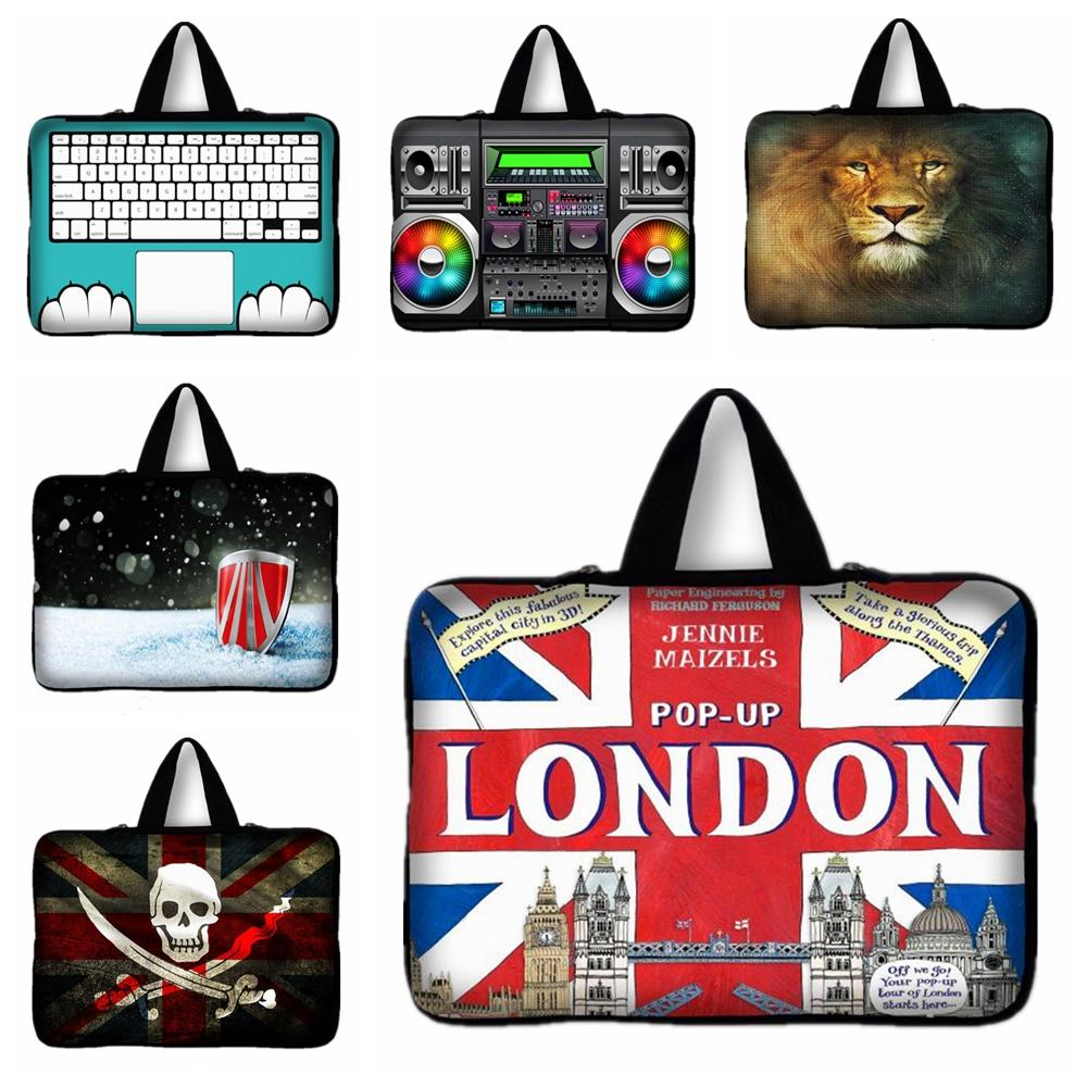 Portable Soft Sleeve Laptop Bag Case Briefcase PC Handlebag Pouch for 13-inch 13 Macbook Air Pro Ultrabook Laptop Notebook #4