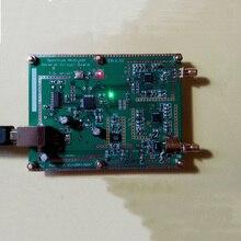 Простой анализатор спектра D6 (с источник отслеживания Т. Г.) V2.02 простой источник сигнала RF Частотный инструмент для анализа домена