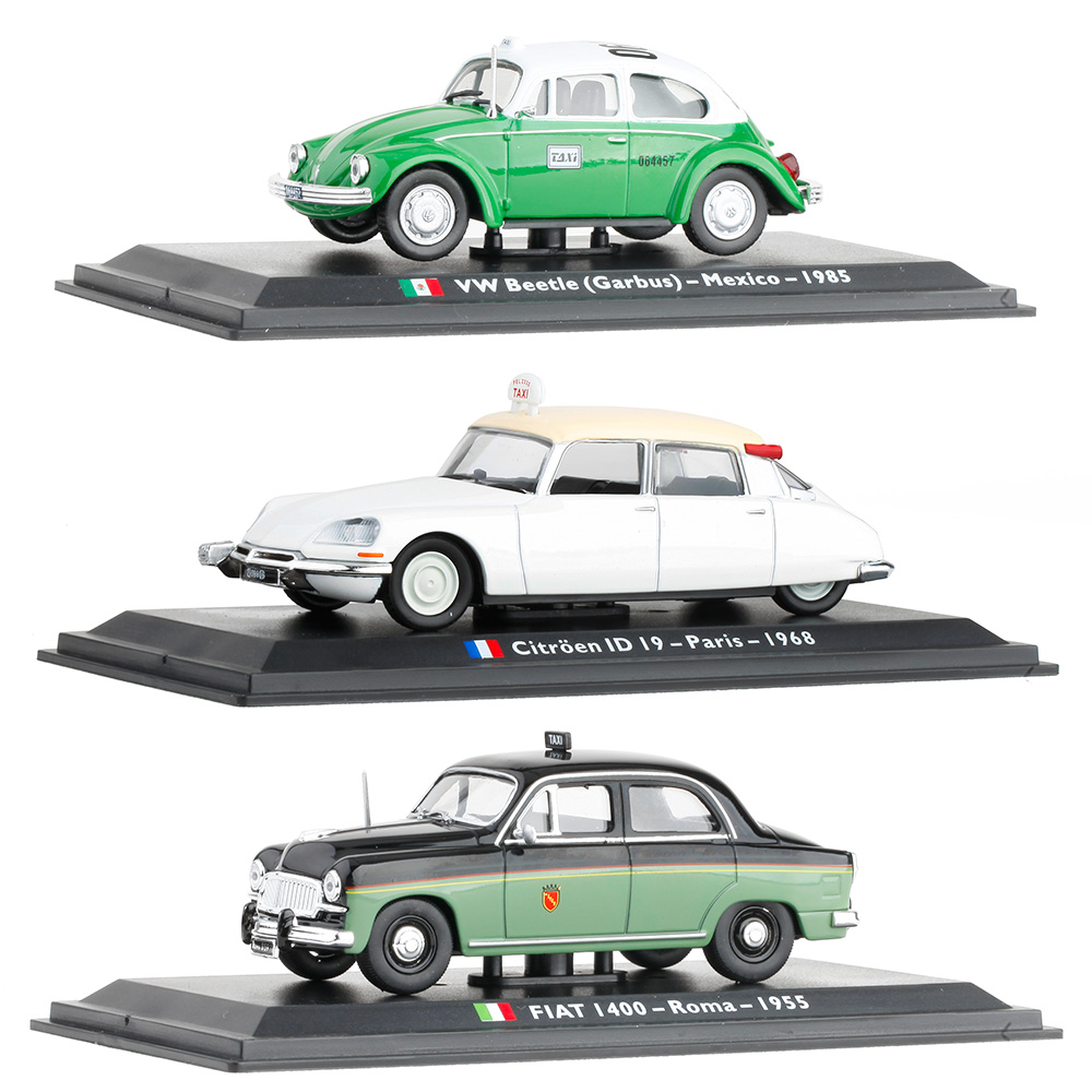 Scale <font><b>1:43</b></font> allloy retro taxi, collection <font><b>model</b></font> cars, world's <font><b>Ford</b></font>, Renault, fiat classic taxi,wholesale. Free shipping image