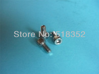 M4 x 16/ 20mm DOUBLE SHENG 304 Stainless Steel Screw with Cylinder Head Inner Hexagon for EDM Machine Accessaries