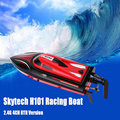 Skytech H101 Barcos DEL RC 2.4G 4CH Control Remoto Barco de Regatas yate Barco de Juguete Modelo de Simulación Versión RTR Barco de Alta Velocidad Caliente venta