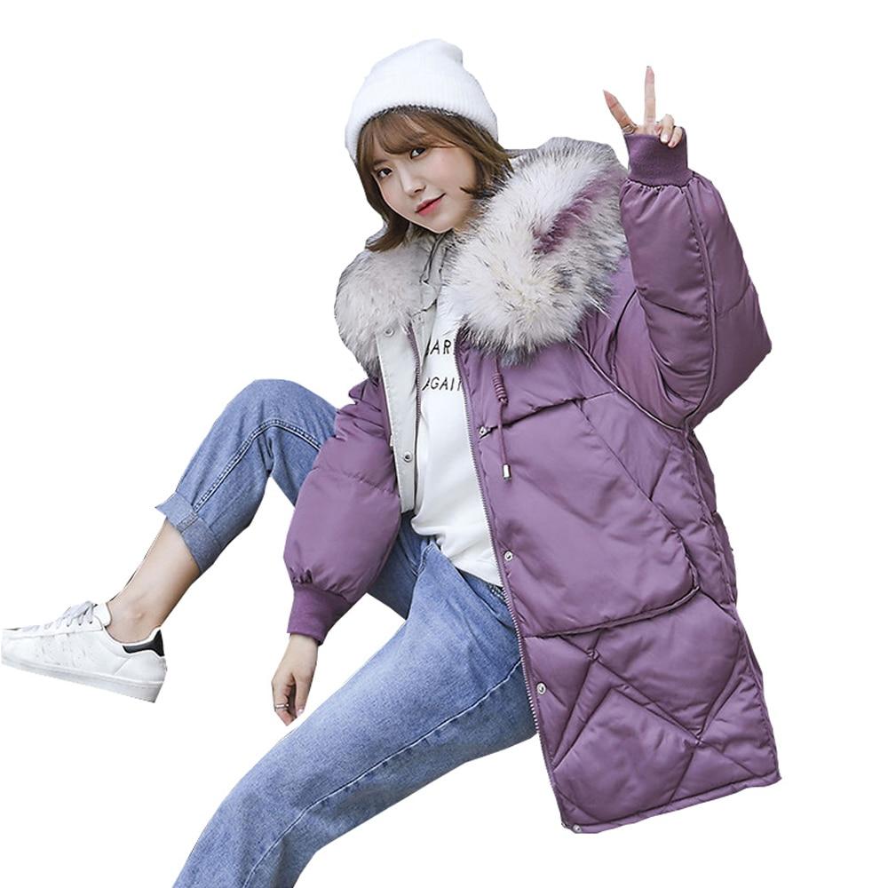 Winter Jacket Women down jacket for Women in Winter of 2019 parka women 5 color S-XXL 912