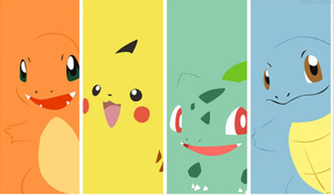 Pokemon Wall Poster
