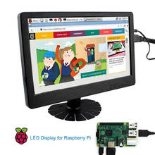 Elecrow Raspberry Pi 3 Screen 12 Inch Display 1920X1080 HDMI 1080P IPS HD VGA PS3 PS4 WiiU Xbox360 Monitor for Windows 7 8 10