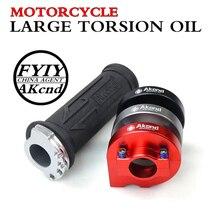 akcnd Motorcycle accelerator CUXi RSZ gy6125 Axis125 JOG FS RSzero GTR aero 125 GP110 GR125 BWS125 modified  base twist oil