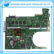 X200MA latop motherboard for ASUS integrated 2117 CPU REV2.1 X200MA ASUS mainboard DDR3 90NB04U1-R00030 full tested