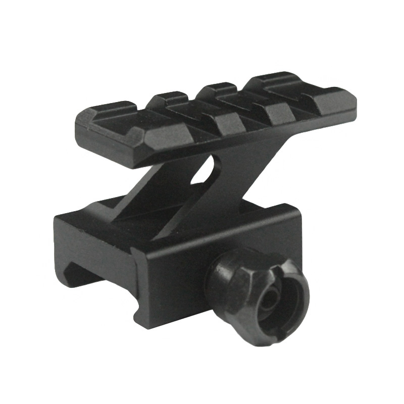 tactical rail mount High Riser Mount scope mount fits 20mm picatinny rail free shipping