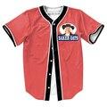 Los hombres camisas Panadero Avena Jersey 3d tops con botones camisa de hip hop sobrecamisa casual summer fashion tees