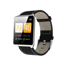 Bluetooth Smartwatch IP67 Waterproof Pedometer Heart Rate Monitor Big Color Display Smart Watch Men Women for Android/iOS 10.11 все цены