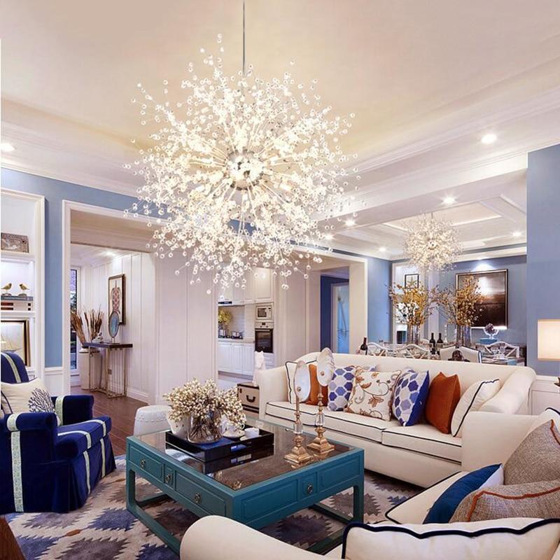 Manggic Acryl Dekoration Lampe Lampe Fhrte Phantasie Modern Style Fitting  Anhnger Wohnzimmer Chandelie In Manggic Acryl.