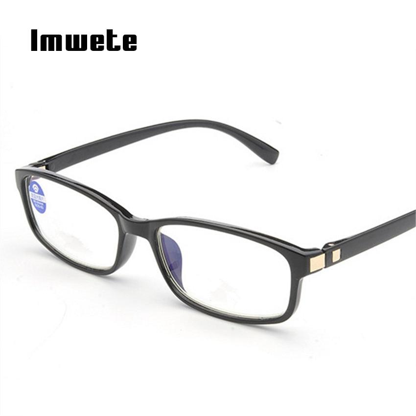 Imwete унисекс очки ультралегкие очки для чтения Мужские Женские пресбиопические очки Анти-усталость очки для чтения + 1,0 2,0 2,5 3,0