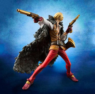 Free Shipping Anime POP One Piece Film Z Sanji with Red Trousers PVC Action Figure Collection Toy 923CM OPFG244 25cm anime one piece edition film z monkey d luffy pop pvc action figure collection toy op068