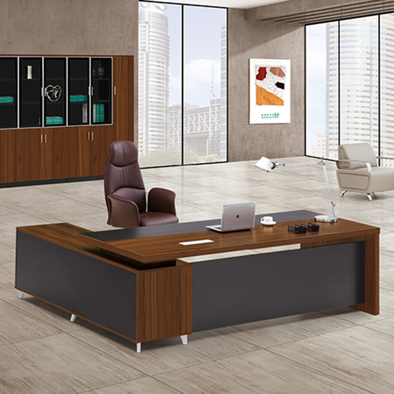 Us 708 0 On Sale Office Furniture Modern Wooden Manager Office Table Design In Bedroom Sets From Furniture On Aliexpress