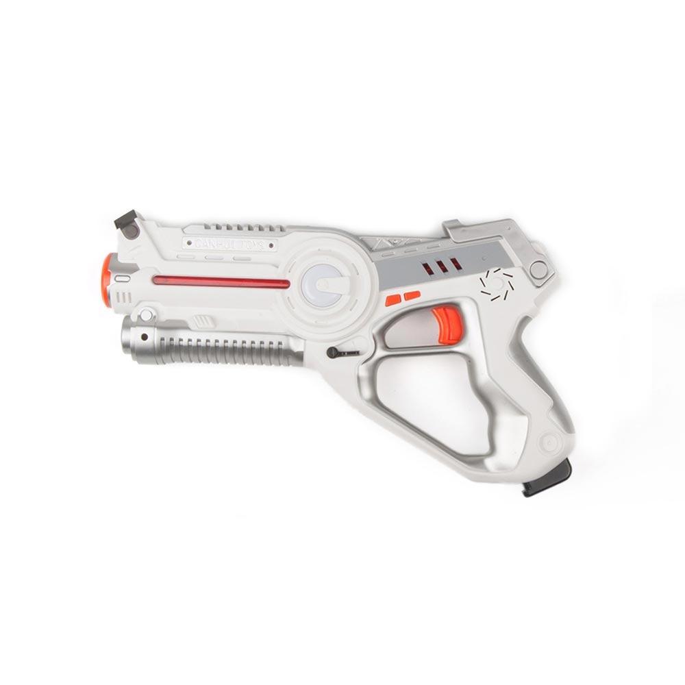 4 pcs Infrarouge Laser Pistolets Blaster Laser Battle Pack Vente Chaude Pistolet Brinquedos pour Enfants Adultes Plaisir En Plein Air & sport Jouet Cadeau - 2