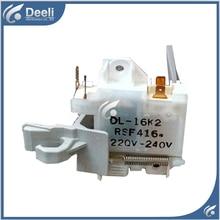1ppcs 100% new for washing machine Door lock switch DL-16K 2 good working