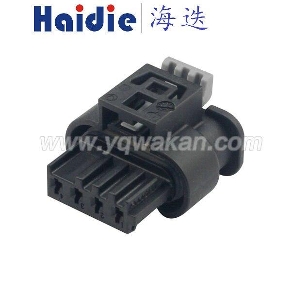 Envío gratis 1set 4pin Nitrox conector de sensor Hessmann conector macho conector para sensor de oxígeno 805-122-541