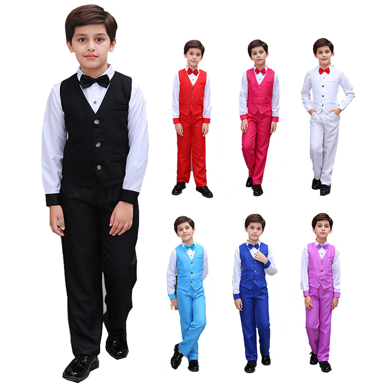 12 13 14 15 16 Years Flowers Children Boys Formal Wedding Party Gentleman Clothing Sets For Teenagers Boys Dance Costumes Sets12 13 14 15 16 Years Flowers Children Boys Formal Wedding Party Gentleman Clothing Sets For Teenagers Boys Dance Costumes Sets