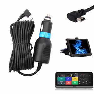 2A Mini USB Car Power Charger