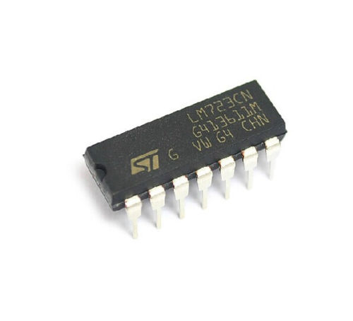 все цены на  20 PCS LM723CN LM723 DIP-14 IC Adj. Voltage Regulator 2-37V NEW  онлайн
