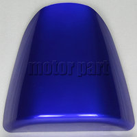 For 1996-1999 Suzuki GSXR600 GSXR750 GSXR 600 750 Motorcycle Pillion Rear Back Seat Cover Cowl Fairing Blue 96 97 98 99