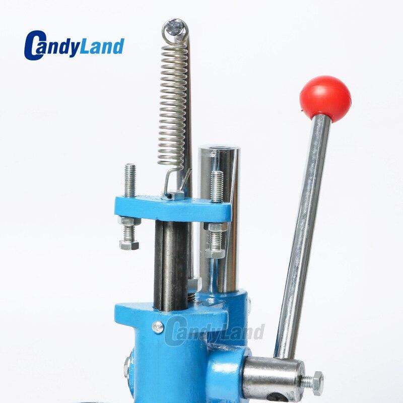 CandyLand Mini Ручной пресс для таблеток, лабораторный Профессиональный планшетный ручной перфоратор, машина для прокачки сахара в ломтиках