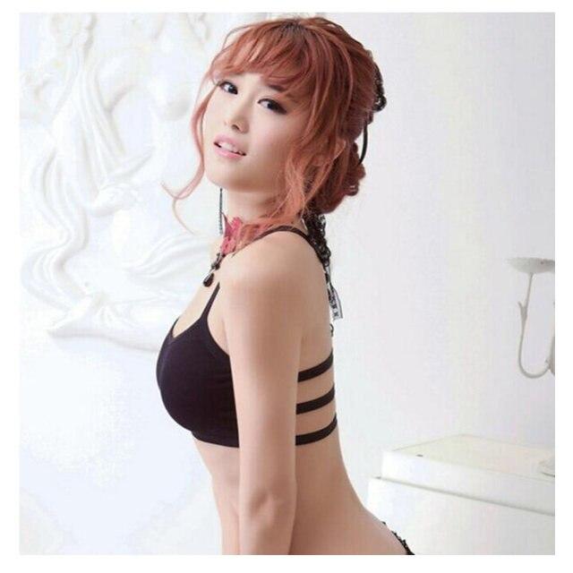 sexy Teenager-Mädchen in Unterwäsche