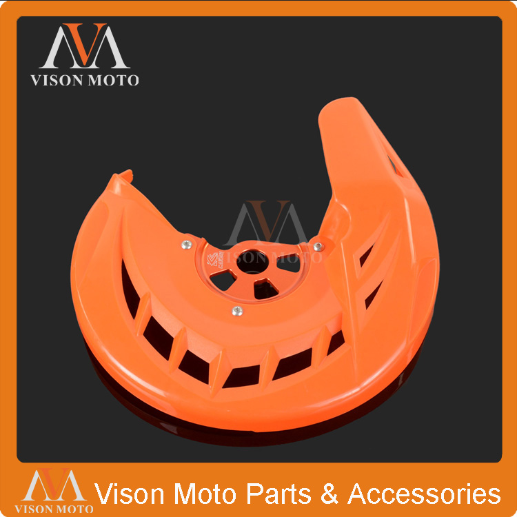 X-Brake Front Brake Disc Rotor Guard Cover Protector Protection For KTM SX SXF XC XCF EXC EXCF 125 200 250 300 350 450 530 front brake disc rotor for ktm 380 exc 1998 1999 2000 2001 2002 sx mxc 1998 2001 400 egs exc g xc w 2007 2008 2009 07 08 09