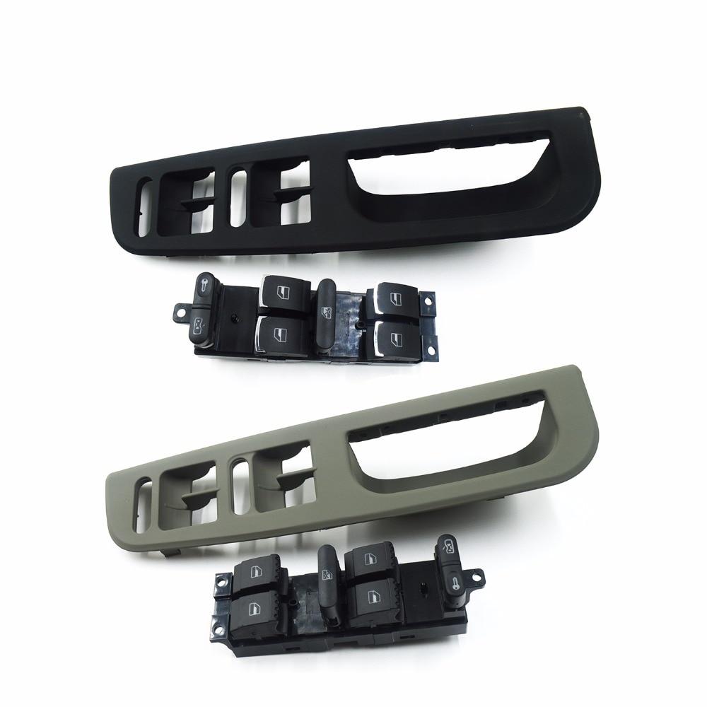 Window Master Control Switch Panel For Volkswagen Golf MK 4 Jetta Bora Passat B5 1999-2004 3B1867171E,1J4 959 857D,3BD 959 857
