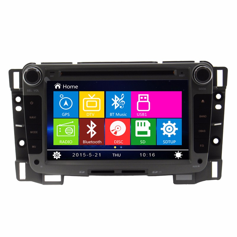 car DVD GPS radio Navigation for Chevrolet Sail 2010 2013 with Bluetooth Ipod 1080P