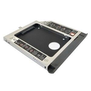 Image 2 - WZSM NEUE SATA 2nd SSD HDD Caddy für Lenovo ideapad 310 310 15 310 15ISK 310 15IKB 310 15ABR 300 300 15ISK Hard festplatte Caddy