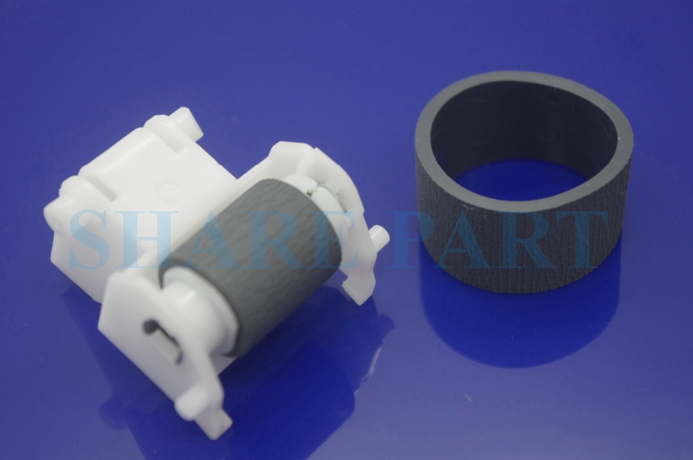 1X Original new R290 L801 pickup roller kit For epson R330 R270 L801 R290 T50 A50 RX610 RX590 pickup roller feed roller separation roller for epson r200 r210 r220 r230 r310 r350