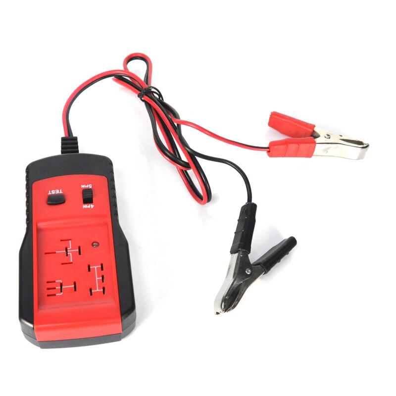imágenes para OUKEDA Automotive Relay Tester 12 V Relé de Coche Probador Pinza Probador de Diagnóstico Del Coche Herramientas de Vehículos Automóviles Accesorios