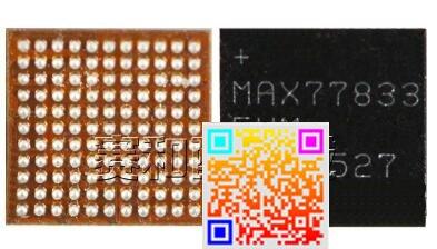 04d1f15534 №10pcs lot MAX77833 power ic - a924