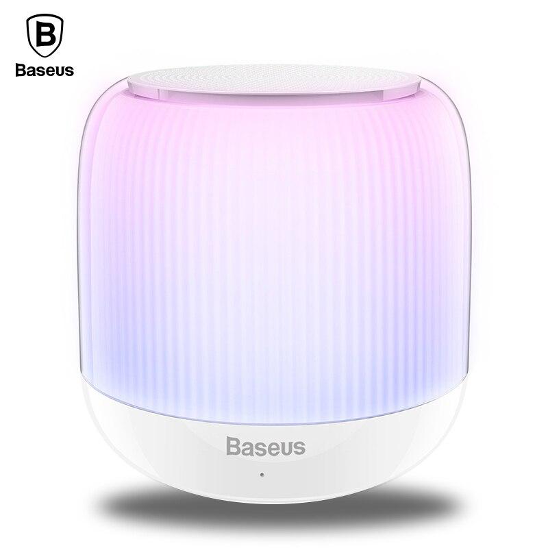 Baseus Soundcore Mini Altoparlante Portatile Senza Fili Bluetooth Stereo Subwoofer Speaker Con TF USB Audio Altoparlanti Per PC Del Telefono