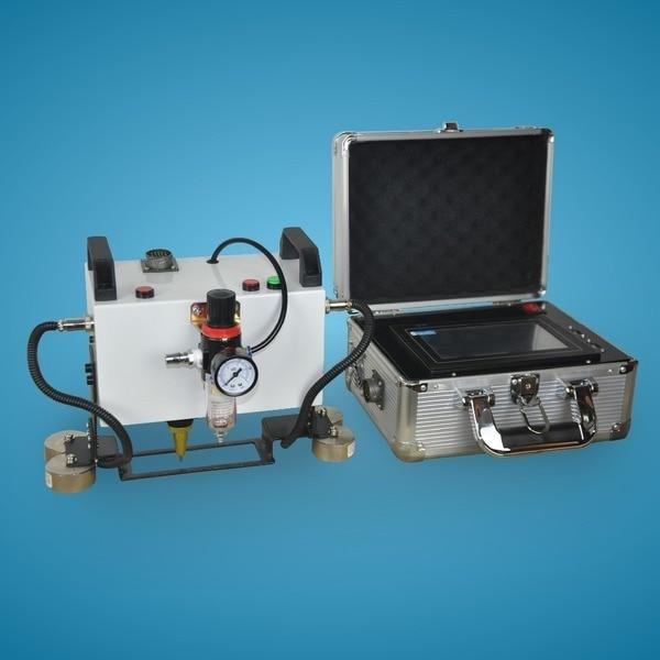 Cina Macchina per marcatura portatile a punti economica CNC di alta - Attrezzature per la lavorazione del legno - Fotografia 4