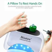 Biutee 48W 24W Nail Dryer UV LED Nail Lamp Gel Polish Curing Lamp with