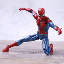 Marvel Avengers Mafex 075 Spiderman The Amazing Spider Man M