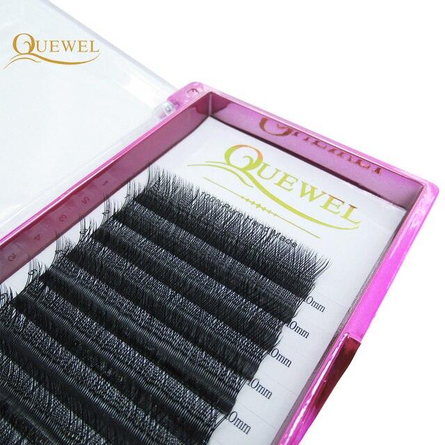 Y Shape Eyelashes Extensions Double Tip Lash Eyelash Cilios Y Natural Easily Grafting Y Style Volume Eye lashes Faux Mink Quewel 6