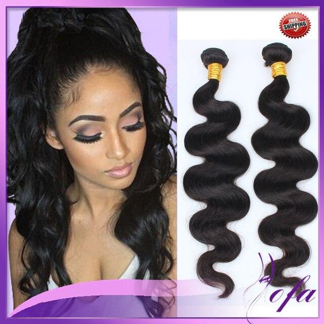 Indian Human Hair Weave Distributors 34 36 38 Inch Aofa Hair Product