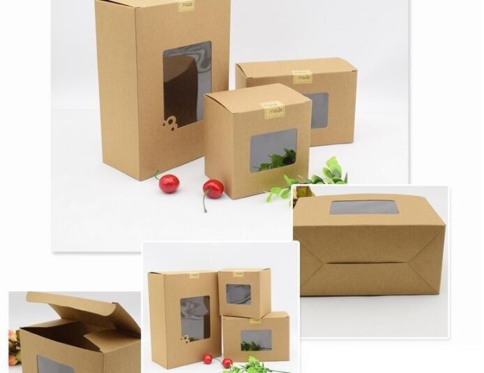 Online Get Cheap Cardboard Window Gift Boxes -Aliexpress.com ...