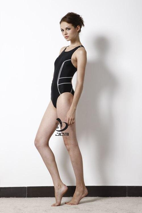Hochwertige 0,5 mm dicke Damen Conjoined Sonnenschutzanzüge, - Sportbekleidung und Accessoires - Foto 4