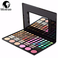 Professional 78 Colors Matte Eyeshadow Palette Naked Earth Color Shimmer Glitter Eye Shadow Power Set Cosmetic Makeup Tools