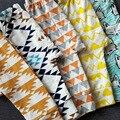2 PÇS/LOTE Calças Spring & Autumn Fashion Algodão Calças Infantis Do Bebê Bebê recém-nascido Menino Menina Calças Do Bebê Roupas 0-24 M Bebê calças