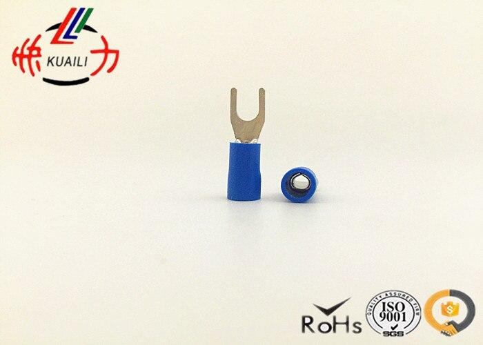 1000PCS Pre-insulated Fork ends TU-JTK SVS 2-3.5 кастрюля supra svs 2491c